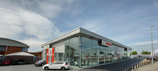 Toyota Long Mile Showroom and Service Centre Reopening Details